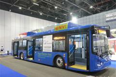 相迪拜交通展 银隆海外市场拓展步伐再提速
