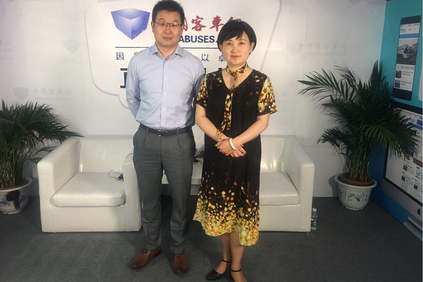 【中国客车网与行业大咖面对面】微宏动力市场总监宋寒
