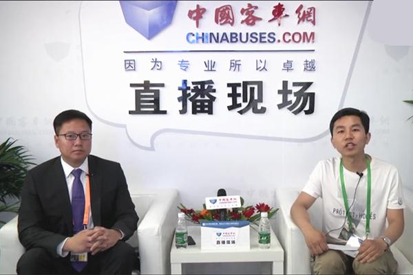 【中国客车网与行业大咖面对面】 东风康明斯发动机有限公司副总经理王春