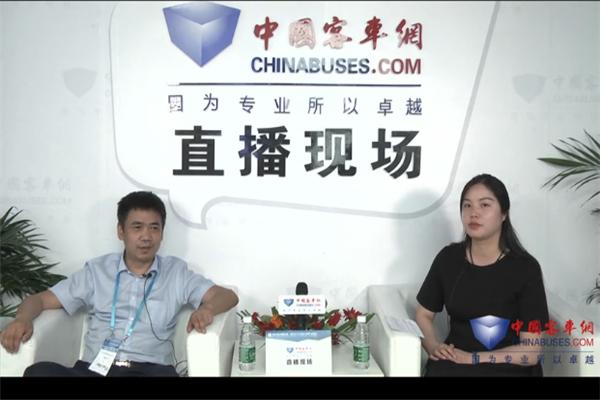 【中国客车网与行业大咖面对面】北方客车总工程师罗高华