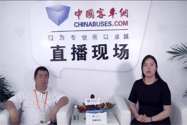 【中国客车网与行业大咖面对面】凯博易控技术研究院副院长陆中华博士