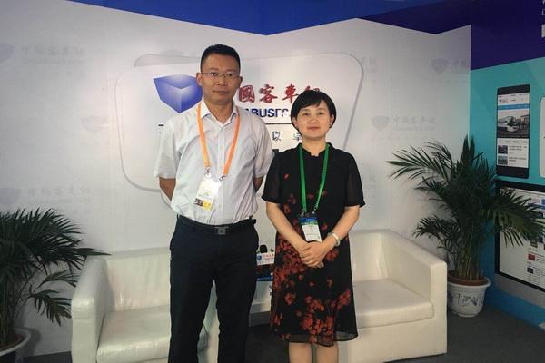 【中国客车网与行业大咖面对面】绿控传动副总经理洪思明