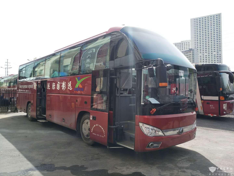宇通17年12月出厂新车,手续齐全,尚未上牌运营,亏本转卖,有意者电联。