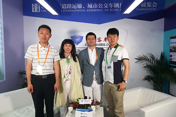 【中国客车网与行业大咖面对面】对话哲弗智能系统