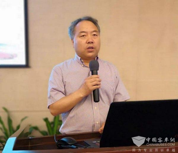 佘振清:向旅游景区观光客车寻找行业发展新动能