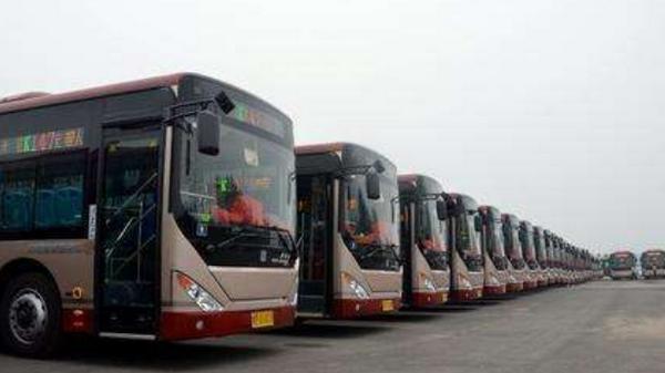 山东淄博:中心城区新能源和清洁能源公交使用比例达到100%