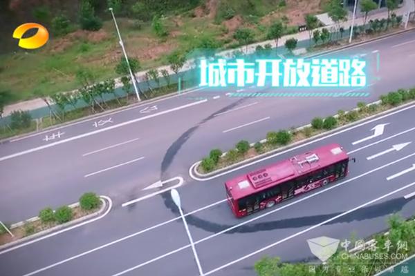 大求真 中车电动自动驾驶公交车能够安全行驶吗