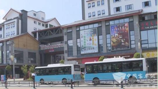 云南丽江:城区新能源公交车数量已达207台