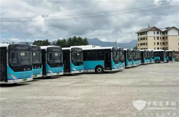 山东烟台:康和新城公交场站12日投入使用 46路等公交线路调整