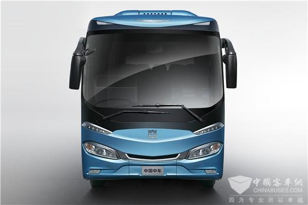 中车电动TEG6110EV05客车(纯电动24-48座)