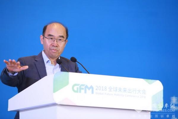 徐长明:新能源汽车市场需求旺盛,长期发展将有相对优势出现