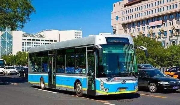 江西赣州:中心城区清洁能源和新能源公交车453辆
