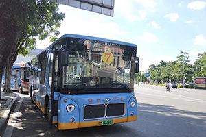 梅州公交携手海格打造运游出行新体验