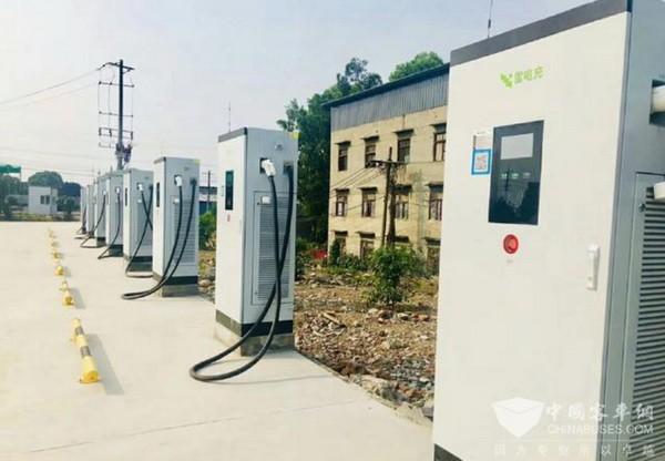 深圳:三部门联合发文加快快速充电桩建设步伐