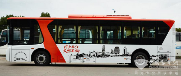 当诗画梅江遇见纯电动客车——梅州公交携手海格打造运游出行新体验
