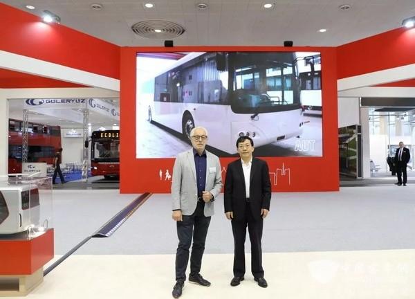 申宇翔:中车电动有充足信心与欧洲同行竞技