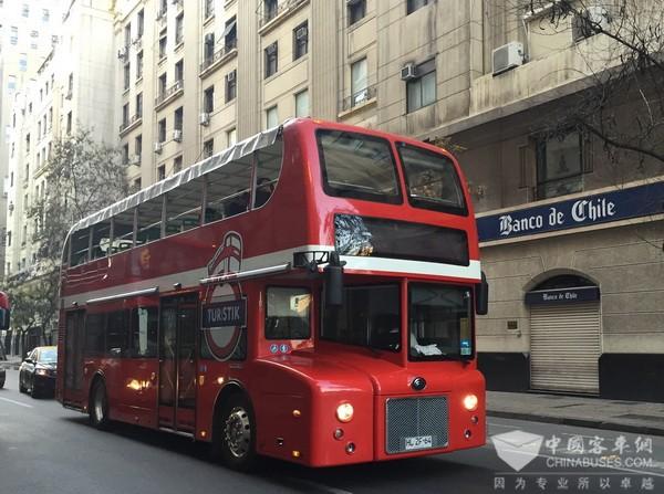乘坐中国双层巴士,来一场浪漫的世界之旅