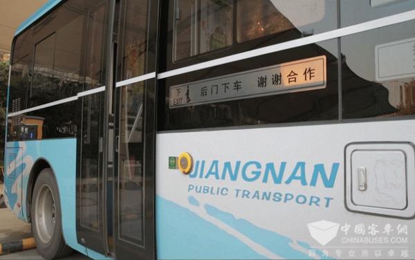智能防夹 康尼塞拉门在南京公交大范围推广