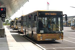 苏州金龙海格客车正式投运港珠澳大桥