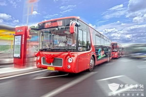 """影响中国客车业 2018年度""""城市观光客车""""品评"""