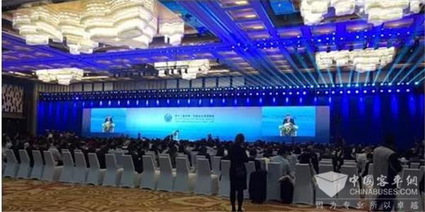 綦齿新能源产品亮相2018中国—拉美贸易投资展览会