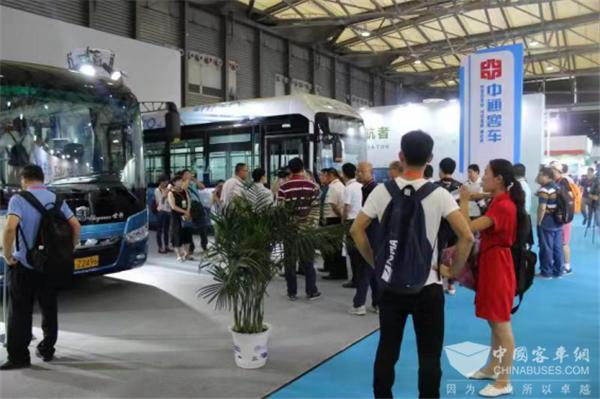 """精彩抢先看!""""BUS EXPO 2018上海国际客车展""""顶级盛宴 即将启幕!"""