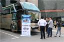 科技塑造,爱上旅行——中通客车商旅新品全国巡展活动