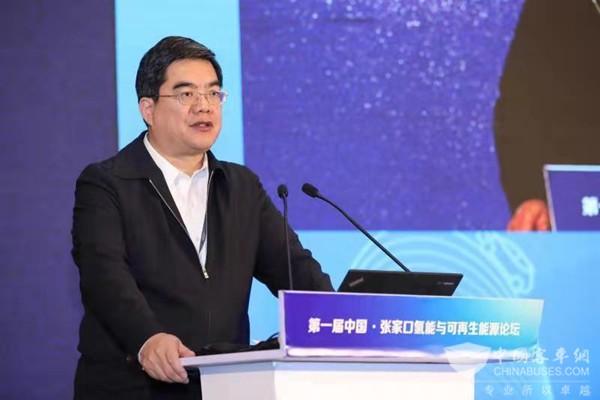 中石化黄文生:未来能源的标志应该是可持续及足够便宜