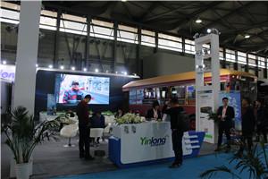 2018上海国际客车展银隆展台