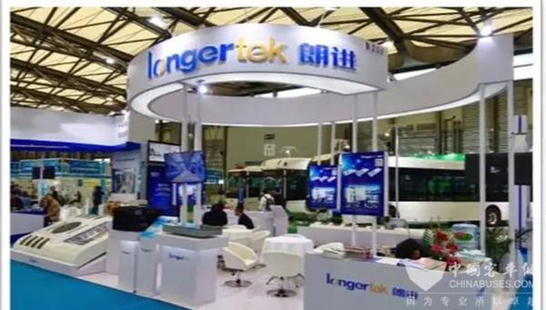2018上海国际客车展 朗进空调产品技术看点