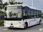 国内首辆8米级量产型无人驾驶电动客车