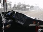 记者试乘体验无人驾驶电动客车