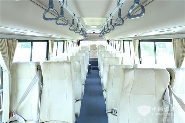 上饶SR6800BEVGS公交车(纯电动12-31座)