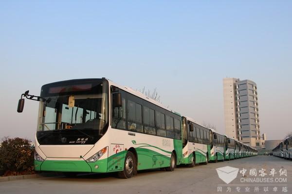 合肥:公交56路恢复原线 BRT2号线服务时间调整