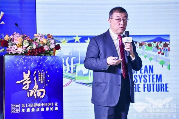 影响中国客车业|张小平:欧洲客车智能网联化和标准化的进展