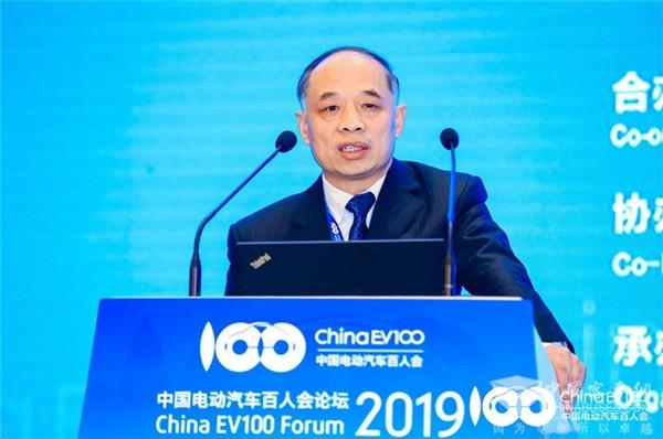 2019百人会|贾俊国:智慧能源与电动交通的关系
