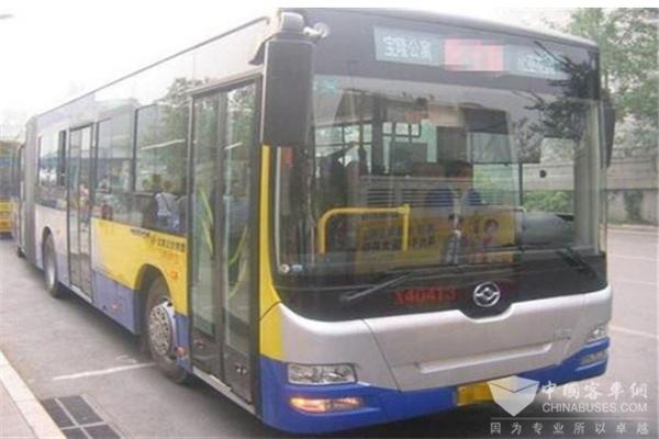 福州莆田:开通首条跨市公交