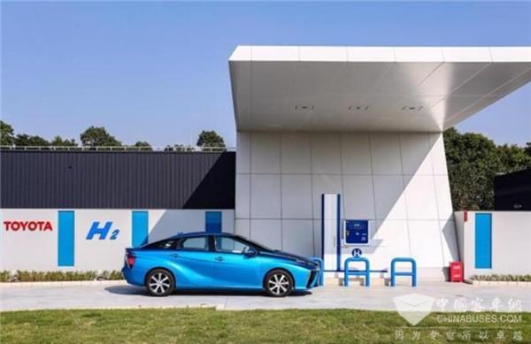 """氢燃料电池汽车""""十城千辆""""推广计划有望在2019年正式实施"""