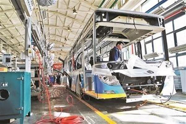 2790台纯电动公交车今年交付上路