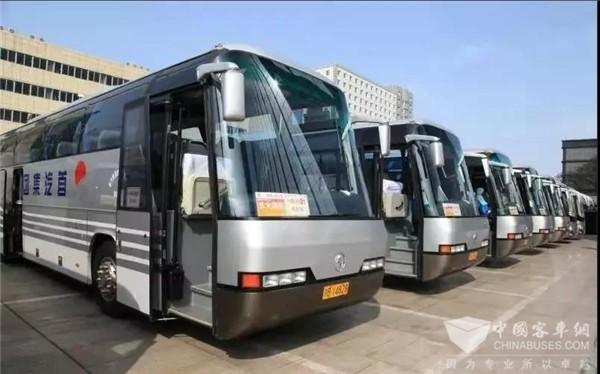 """历史的传承 北方客车与""""全国两会""""同行二十载"""