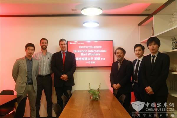 世界客车博览亚洲展览会(Busworld China)将于2020年在沪举办