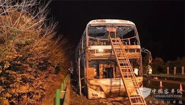 漠视安全,教训惨痛——湖南常长高速客车起火事故致26人死亡