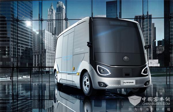 宇通L4级自动驾驶巴士亮相背后:无人驾驶或将率先落地商用车领域