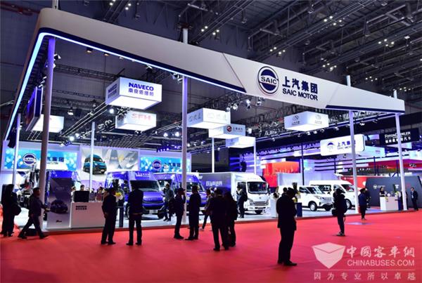蓝牌、C照、8AT 上海车展南京依维柯有哪些引爆点?