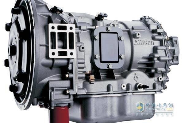 艾里逊在中国推出九速全自动变速箱