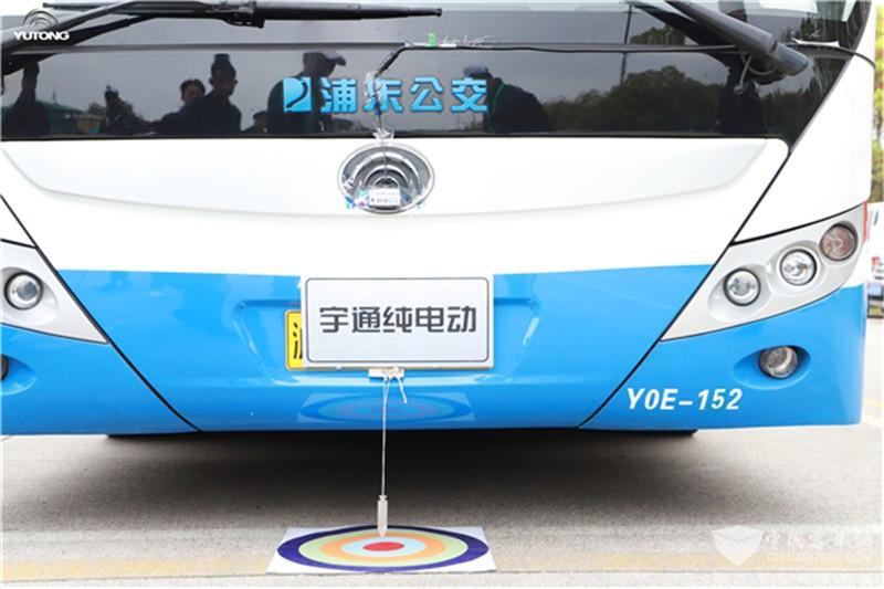 """第五届""""宇通杯""""全国公交驾驶员技能大赛上海开赛"""