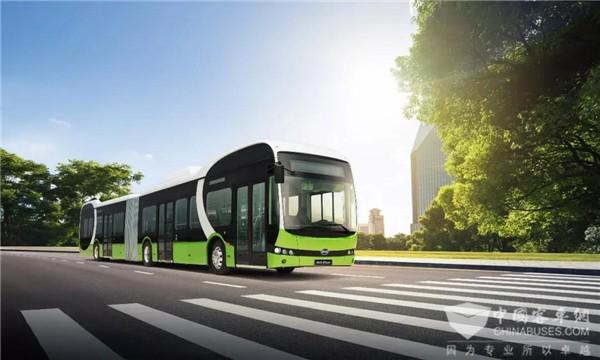 引领绿色交通变革!比亚迪客车接连斩获北欧最大公交运营商订单