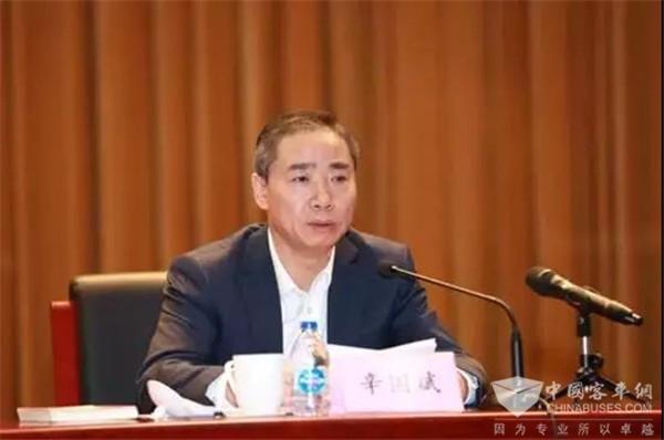新能源汽车安全工作如何开展?工信部副部长辛国斌提四点要求