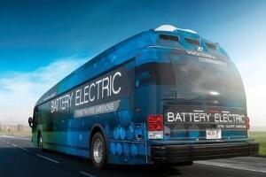 运用自动驾驶技术 Proterra将打造公共巴士