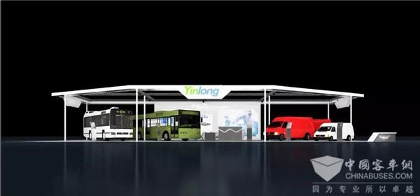 聚焦|2019北京国际道路运输展,银隆新一代产品周三公布